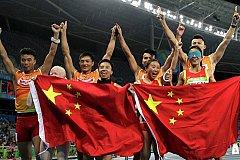 Китай досрочно победил в Паралимпиаде