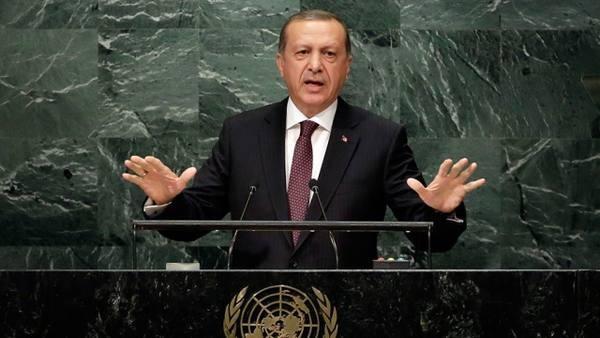 Эрдоган объявил, что ООН необходимо реформировать