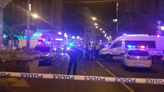 Милиция Венгрии назвала цель взрыва вБудапеште