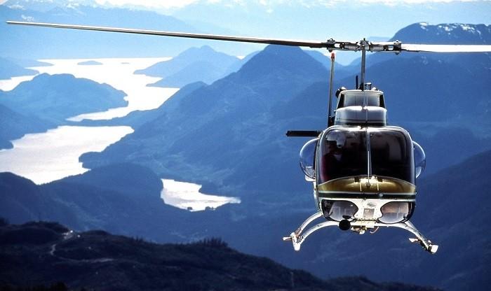 Два человека погибли вкрушении вертолета Bell вКрасноярском крае