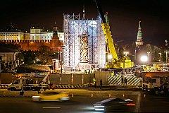 В Москве появился еще один памятник кровавому тирану