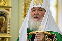 В Букингемском дворце английская королева приняла патриарха всея Руси Кирилла
