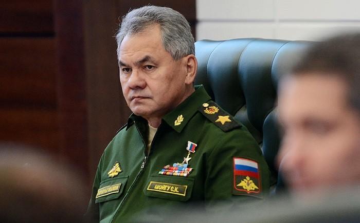 Шойгу заявил овыявленных вСирии недостатках российской военной техники