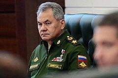 Министр обороны РФ заявил о ряде недостатков российской военной техники