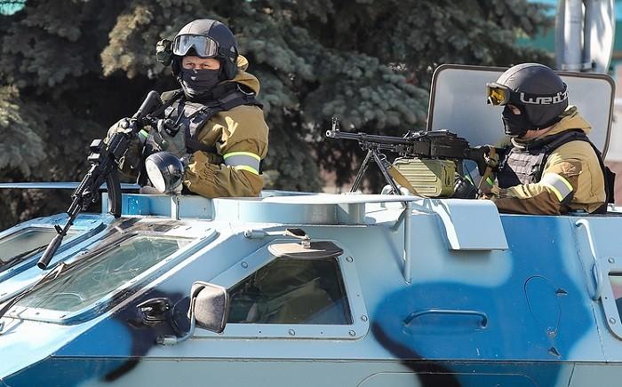 ВНижнем Новгороде силовики убили 2-х подозреваемых втерроризме