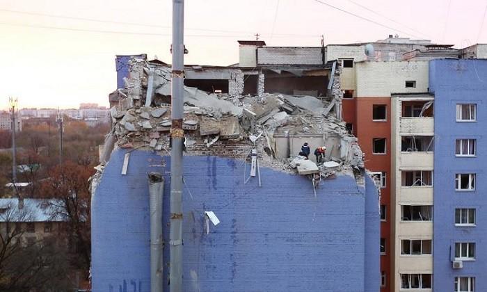 ВРязани из-за газа взорвался дом, есть погибшие