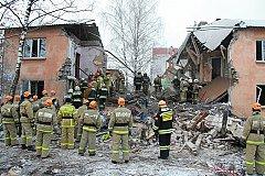 Взрыв газа в жилом доме в Иваново. Есть жертвы.