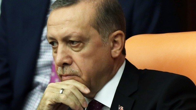 Эрдоган поведал освоем разочаровании вСША