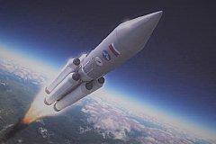 Рогозин заявил о разработке сверхтяжелой космической ракеты