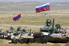 Договор об Объединенной группировке войск двух стран подписали Россия и Армения