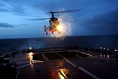 Для морской авиации России создается беспилотный вертолет-разведчик