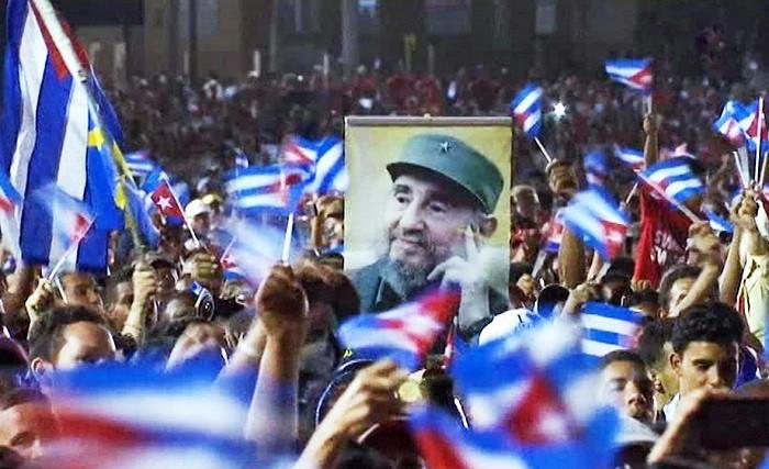 Команданте Фидель похоронен накладбище вСантьяго-де-Куба