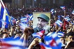 Команданте Фидель похоронен на кладбище в Сантьяго-де-Куба