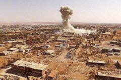 При артобстреле в Алеппо погиб российский офицер