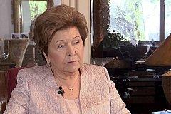 Наина Ельцина обвинила Никиту Михалкова во лжи