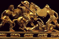 По решению суда в Амстердаме золото скифов отдадут Украине