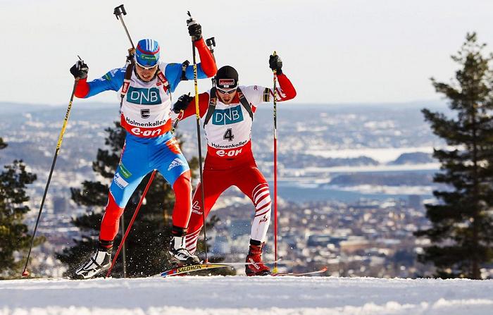 31 русского спортсмена подозревают вупотреблении допинга— Союз биатлонистов