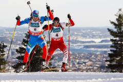 Теперь российские биатлонисты