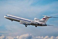 Ту-154 Минобороны РФ рухнул в воды Черного моря
