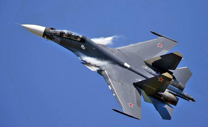 Северный флот получил первые истребители Су-30СМ