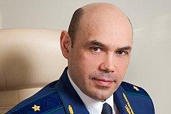 Экс-зампрокурора Москвы Олег Камшилов представлен прокурором Крыма