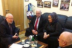 Председатель СПЧ встретился с родителями обвиняемых в нападении на сотрудников МЧС