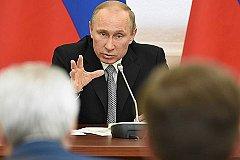 Указом Путина чиновникам теперь запрещено владеть иностранными активами