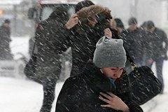На Новый год в Москве объвили штормовое предупреждение