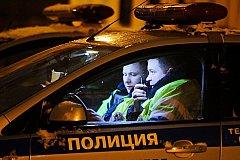 В Москве усилены меры безопасности на городских новогодних гуляниях