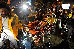 В Стамбуле неизвестный расстрелял посетителей ночного клуба