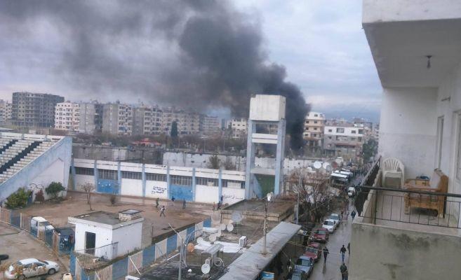15 человек погибли при взрыве в сирийском городе Джабла фото 2