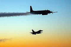 Над Курилами самолет НАТО совершил опасное сближение с российским пассажирским лайнером