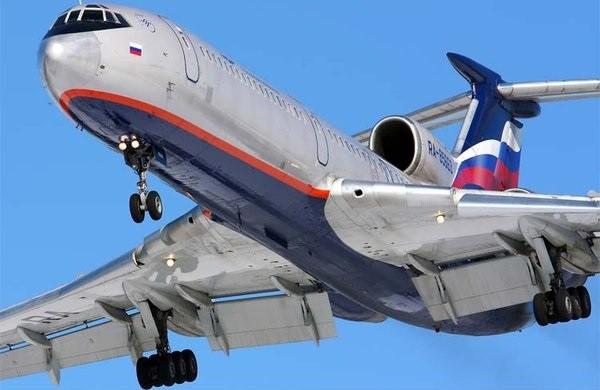 СКисключил версию теракта наборту Ту-154