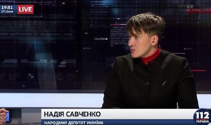 Савченко считает, что вернуть Донбасс можно, отказавшись от Крыма фото 2