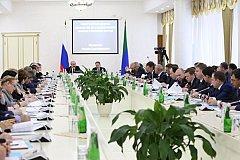 Глава Дагестана рапортовал о задержании за год 200 боевиков НВФ