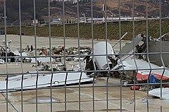 Разорванный в клочья Ту-154 или немного школьной физики