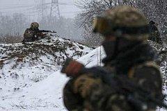 За пять дней боев на Донбассе погибли более 230 солдат ВС Украины