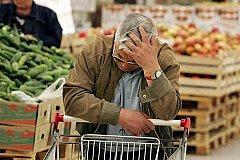 Рост цен в России в пять раз превысил официальную инфляцию