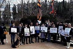 Ялтинские власти не разрешили поддержать Донбасс