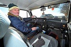 Немецкий пенсионер проехал на советском «Москвиче» 1 млн км