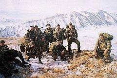 В память о псковских десантниках в Чечне установят поклонный крест