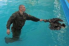 Плавающий российский бронежилет «Корсар МП»