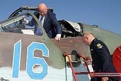 Грузия снимает с вооружения штурмовики Су-25