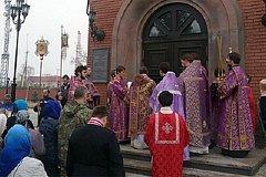 Храм Рождества Христова открыт в Чечне