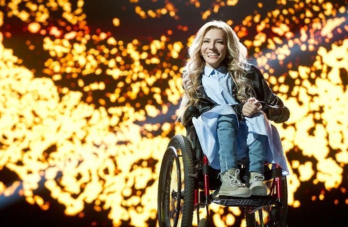 Певица Юлия Самойлова. Фото:  kp.ru