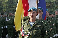 Переход военных частей Южной Осетии в ВС России Путин поддерживает