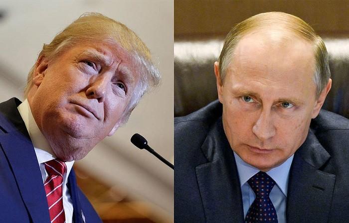 Трамп о Путине: «он крепкий орешек» фото 2
