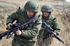 В Крым переброшены крупные подразделения ВДВ