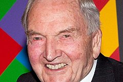 Дэвид Рокфеллер умер не дожив до 102 лет
