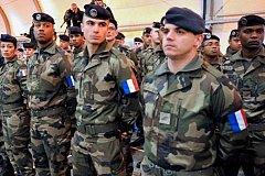 Французские военные из ударной группировки НАТО прибыли в Эстонию
